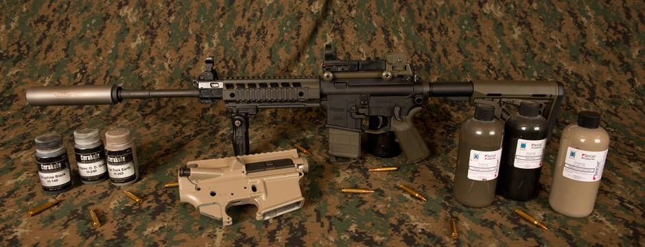 duracoat gun refinishing